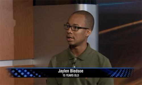13 Yr Old High School Student Builds 3.5 Million Dollar Tech Company