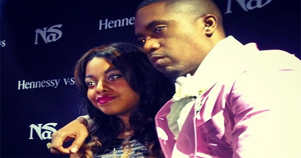 From illMatic to LipMatic, Nasir Jones's Daughter Is In Business