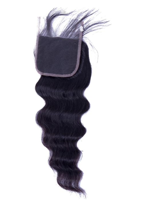 Loose Curl Lace Closure 4X4