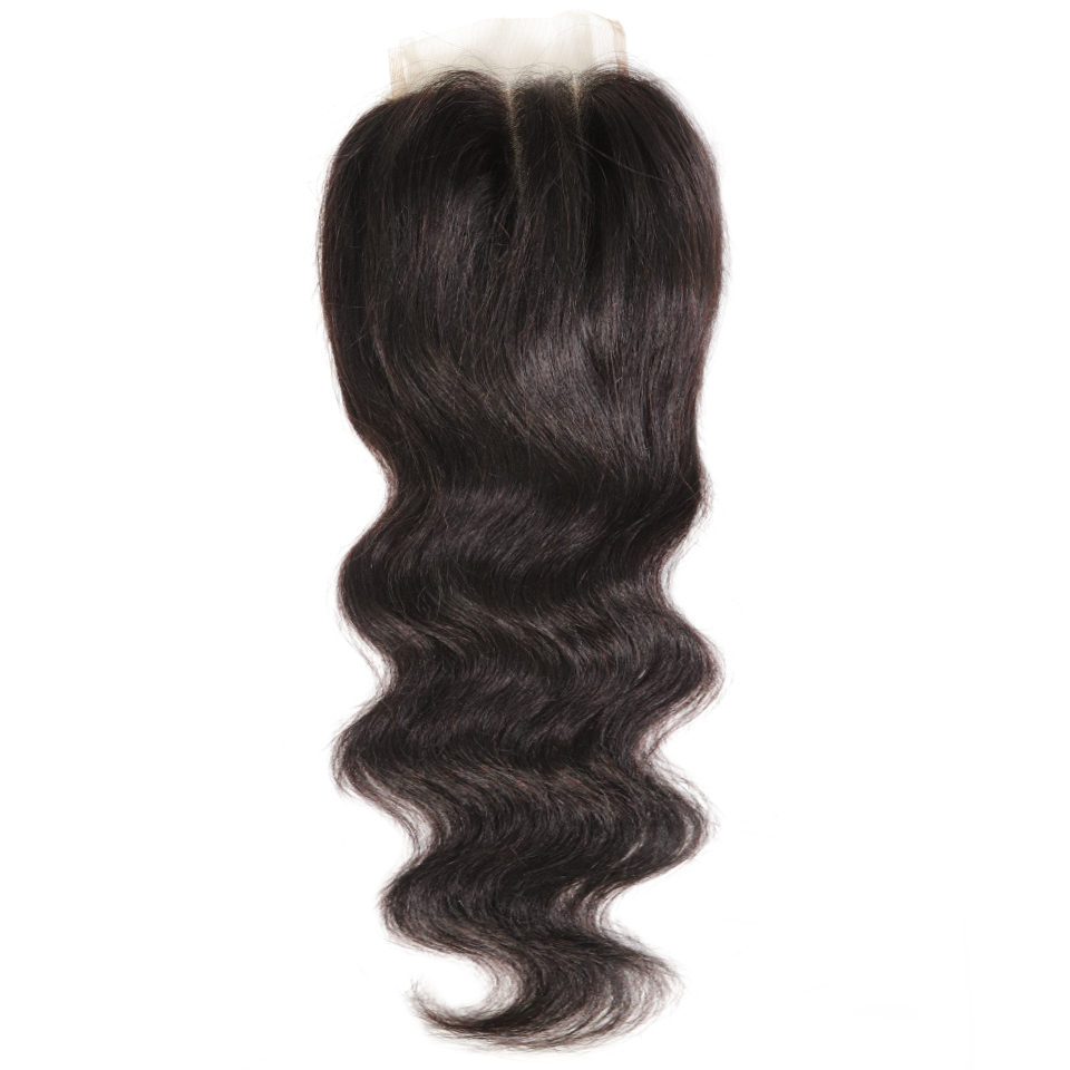 Natural Bodywave Closure 4x4 3 Parting
