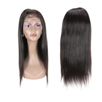 Full Lace Human Wig Straight: Pre-Plucked: Boss Price